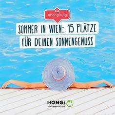 Unser Best of Wien in der Sommeredition: Top-Adressen für Wiener Stadt-Strände, Grünoasen, Eissalons uns mehr!🌞🎡🏝️  #hongi #faultiermatratze #hongiblog