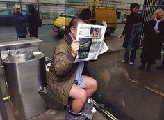 One-Way Mirror – Les toilettes publiques by Monica Bonvicini