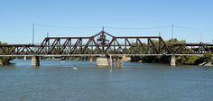 I Street Bridge, Sacrament, CA
