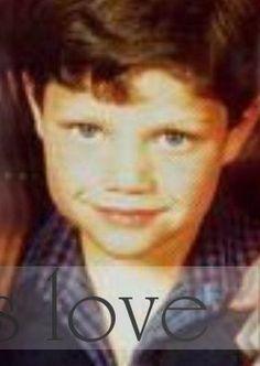 Bam Margera childhood photo