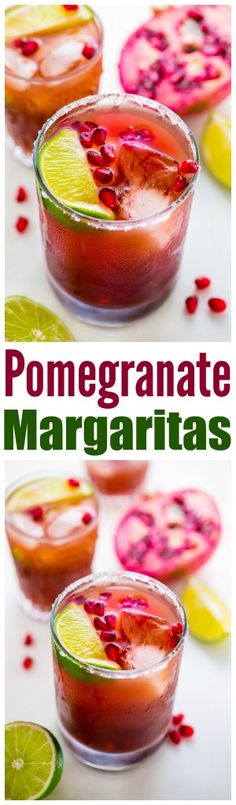 Celebrate happy hour Celebrate happy hour at home with these Easy Pomegranate Margaritas! Made with just 5 ingredients! Cocktails, Cocktail Recipes, Cocktail Drinks, Alcoholic Beverages, Smoothie Drinks, Smoothie Recipes, Smoothies, Pomegranate Margarita, Alcohol Recipes