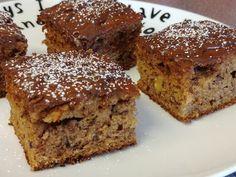 Sponge Cake, Banana Bread, Ale, Sweets, Cooking, Desserts, Food, Gardening, Kitchen