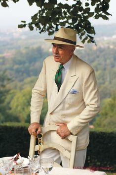 It's not enough to have beautiful clothes.  - Luciano Barbera (from the Die Workwear blog)