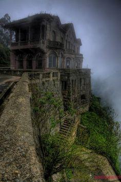 Hotel Salto, Colombia - 20 lugares abandonados del mundo alucinantes (I)