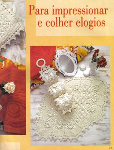 Coleção Bordados Modernos- Trabalhos em Barbante- Banheiros & Cozinhas - Nº 65- Ano 2008- Editora Central.    Bo...