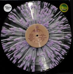 Veruca Salt – American Thighs purple & clear splatter vinyl