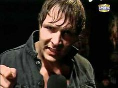 Holy crap dean Ambrose my heart beats for you
