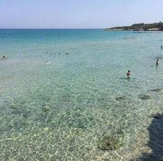 Baia dei Turchi, Otranto, Puglia