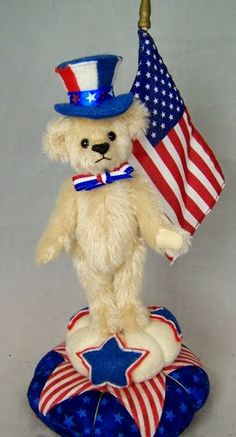 Marthas Bears: new pin keep