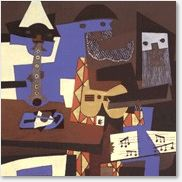 Pablo Picasso Three Musicians painting for sale, this painting is available as handmade reproduction. Shop for Pablo Picasso Three Musicians painting and frame at a discount of off. Pablo Picasso Artwork, Kunst Picasso, Art Picasso, Picasso Paintings, Picasso Collage, Picasso Portraits, Picasso Style, Picasso Images, Picasso Prints