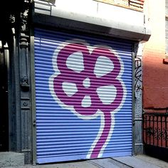 Michael De Feo shutter street art NYC NYC Shutters – Part VI: Ewok, Alice Mizrachi, Michael De Feo, Part One, Vato, Beau, Elle & Hue, Crisp, Fumero and Icy & Sot