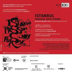 Istanbul: Passione, Gioia, Furore