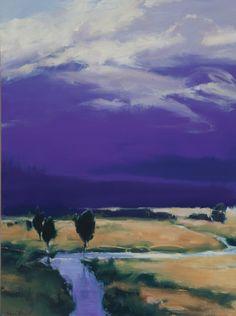 Petria Mitchell--I love the Blue