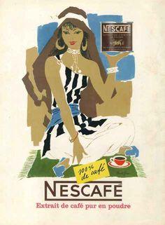 Nescafé 1953 -Donald Brun
