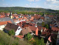 Rudolstadt, Thuringia, Germany