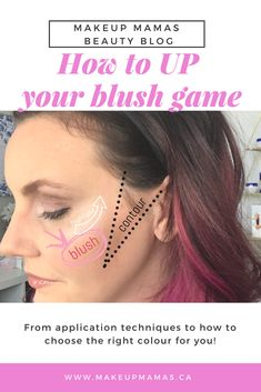 Learn how to apply and choose the right blush for your face/skin tone. You can be a blushing beauty with all the info in our latest beauty blog post.
