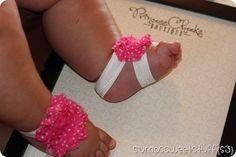baby sandals!