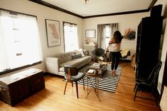 An Apartment of Firsts: a personal story