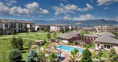Sagebrook Apartment Homesu2014One Bedroom And Two Bedroom Apartments For Rent  In Colorado Springs,