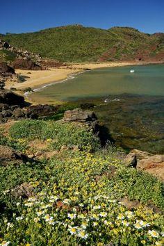Menorca - Cala Pilar - North Coast #menorcamediterranea