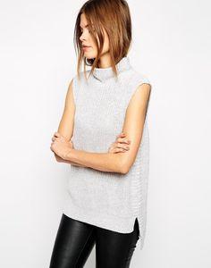 150+ Women Sleeveless Turtleneck Outfit Ideas