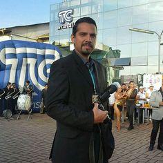 #working #tv #quito #quitoecuador #ecuador  @tctelevision  Foto reportaje de  www.RevistaRutaGourmet.com  y  www.FotoLibreStudio.com Reposted Via @fotolibre