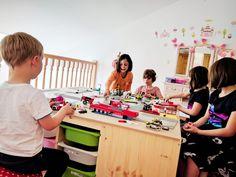 Lego-room - meuble rangement IKEA pour LEGO