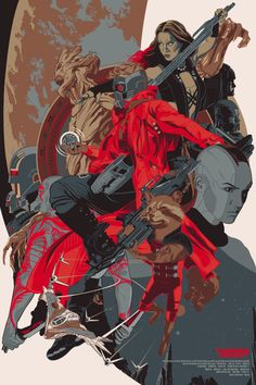 GUARDIANS OF THE GALAXY Fan Art by Vincent Rhafael — GeekTyrant