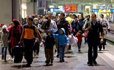 Germany Announces Emergency Border Controls Amid Migrant Crisis - The New York Times