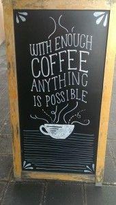 Wo gibt es den besten Kaffee in der Region? Unter anderem in der Rösttrommel in Nürnberg. (Bild: Isabel Steuer)