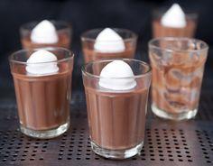 Házi csokipuding recept
