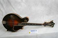 1924 Gibson F-5 signed by Lloyd Loar