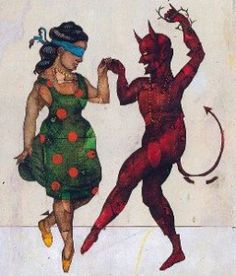 Have you ever danced with the devil?