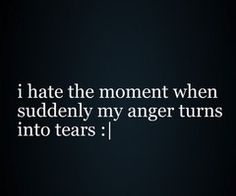 I do hate that!