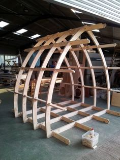 CNC Design specialise in the manufacture of Glamping Pods, Shepherds Huts and Frames. Tyni House, Tiny House Cabin, Glamping, Garden Pods, Arched Cabin, Camping Pod, Firewood Shed, Sauna Design, Woodworking Projects