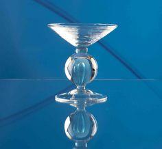 Blue Sapphire Gin - Martini Glass Annual Design Contest