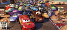 Pixar has given us tons of memorable movies. Some of us have grown with these movies. Today we will be counting down to my favourite Pixar movie. Cars Bedroom Set, Disney Cars Bedroom, Disney Pixar Cars, Disney Movies, Disney Characters, Film Cars, Cars 2 Movie, 3 Movie, Cafe Racer Honda