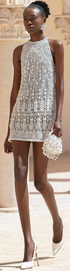 Georges Hobeika, Ready To Wear, Sequin Skirt, Street Wear, 21st, Elegant, Chic, My Style, Stylish