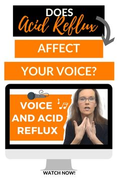 Does acid reflux affect your voice? How do you manage acid reflux? Learn here. Learn Singing, Singing Lessons, Singing Tips, Silent Reflux, Throat Problems, Vocal Exercises, Breathing Techniques, Your Voice, Talking To You