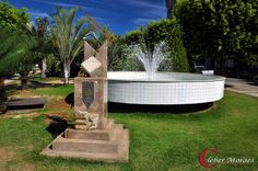 Praça - Cordeiro - RJ - Brasil