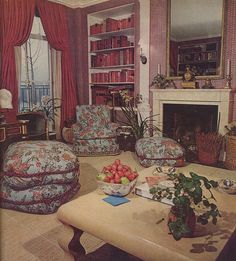In June of 1973, Jackie Kennedy opened the doors of her New York apartment to Vogue.See the photos on Vogue.com