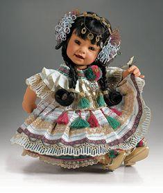 Удивительно красивые куклы.. Обсуждение на LiveInternet - Российский Сервис Онлайн-Дневников