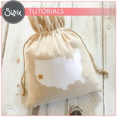 Make your state the STAR! Or make this a sweet gift bag for the Fourth of July. Any which way you think about it, this project by Michelle Stewart is CUTE.