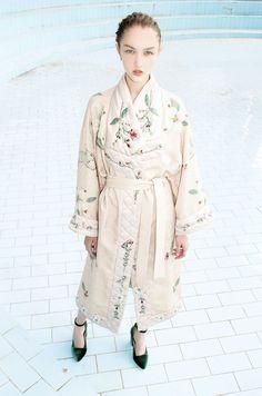 Alena Akhmadullina Resort 2018 Fashion Show