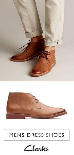 21bdbe5e281620 Casual Dress Shoes - Clarks® Shoes Official Site