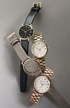 Top pinned watches from Marc by Marc Jacobs