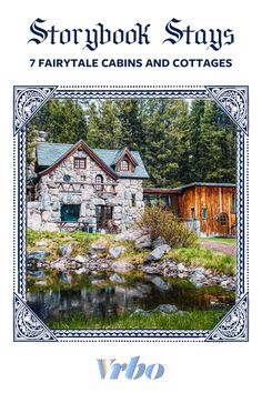 Once upon a time…there was a family searching for a storybook escape. One day they found our list of seven fairy-tale cottages and cabins. Cottage Living, Cottage Style, Cottage Farmhouse, Living Room, Storybook Homes, Storybook Cottage, Romantic Cottage, Bedroom Romantic, Vent Free Gas Fireplace