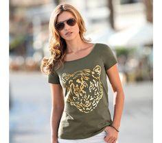 Tričko s potiskem   vyprodej-slevy.cz #vyprodejslevy #vyprodejslecycz #vyprodejslevy_cz #tshirt V Neck, T Shirt, Fashion, Tunic, Dress, Tee, Moda, La Mode, Fasion