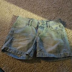 Shorts Light wash super soft denim shorts with double button. Old Navy Shorts Jean Shorts