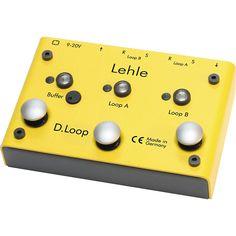 Lehle D.Loop SGoS 2 Channel Guitar Effects Loop Pedal
